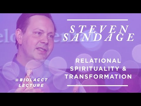Relational Spirituality and Transformation [Steven Sandage]