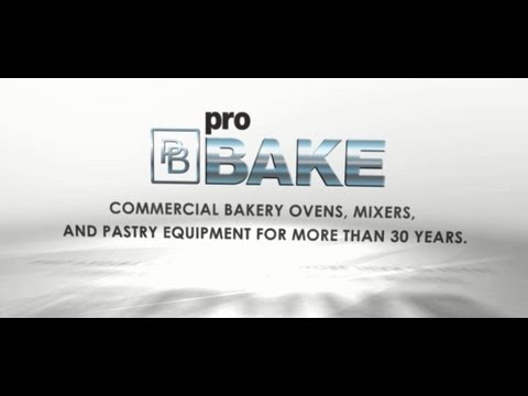 ProBAKE Industrial Bakery Equipment