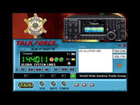 TALKFORCE GLOBAL SYSTEM LINKS