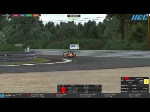 VEC - S7 - Q8 - 24 hours of Le Mans