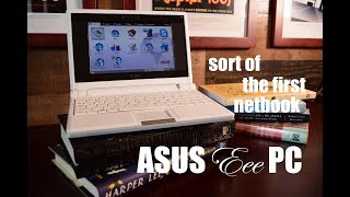 everyone Thinks This is the First Netbook: ASUS Eee PC 701