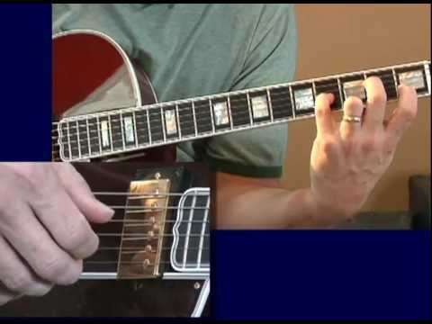 Jazz Chord Solo of JESUS LOVES ME with Lesson