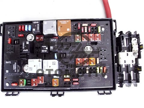2012 opel astra j s gorta kutusu fuse box youtube. Black Bedroom Furniture Sets. Home Design Ideas