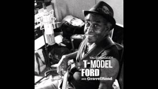 T-Model Ford And GravelRoad - Same Old Train