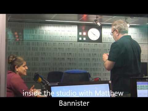 Fereshteh at BBC Outlook