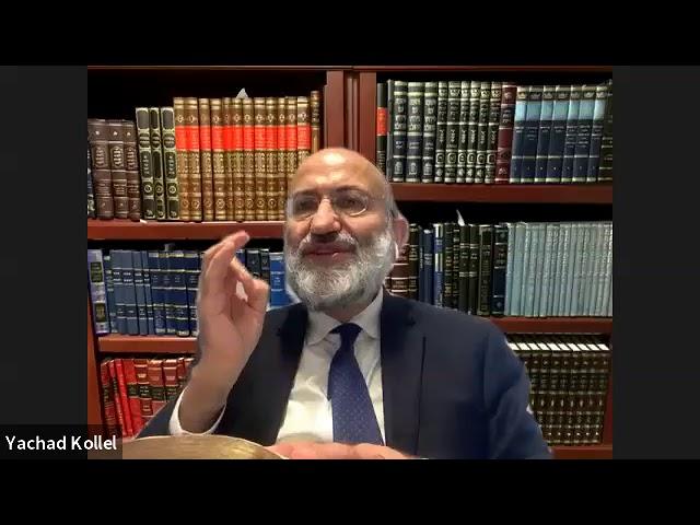 Mussar Lesson in Farsi - Ki Tetzei - R. Avraham Levychaim