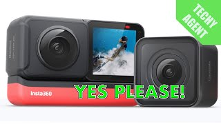 Insta360 One R Action Camera and 360 Camera - WOW!