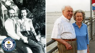 Oldest married couple! - Guinness World Records