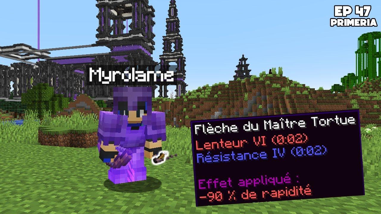 Download J'ai trouvé l'ARME ULTIME pour le KILLGAME ! - Episode 47 Primeria S3 - Minecraft Survie 1.17