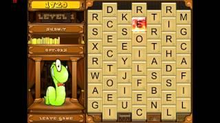 Bookworm Deluxe Gameplay