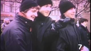 Бит Квартет Секрет - Домой 1989 (клип)