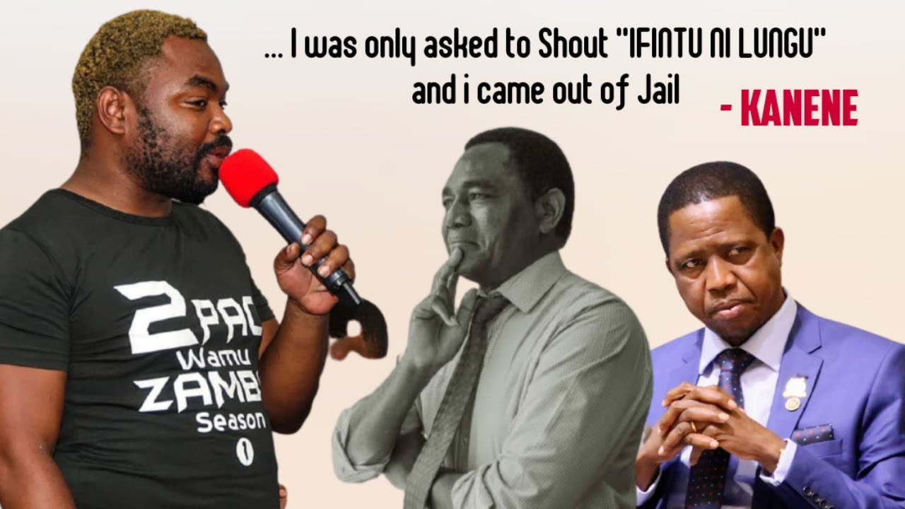 """Download KANENE URGES NOT TO VOTE FOR HH ~ """"Me I Just Shouted """"IFINTU NI LUNGU"""" and I came out of Jail """""""
