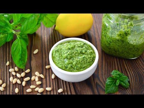 Соус ПЕСТО ☆ Итальянская кухня ☆ Pesto ricetta