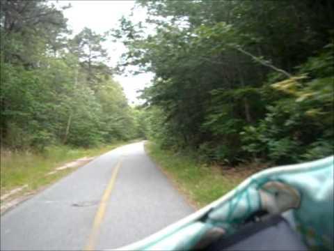 Shining Sea Bikeway In Woods Hole Cape Cod