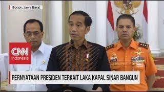 Video Pernyataan Presiden Jokowi Terkait Tenggelamnya Kapal di Danau Toba download MP3, 3GP, MP4, WEBM, AVI, FLV Juni 2018