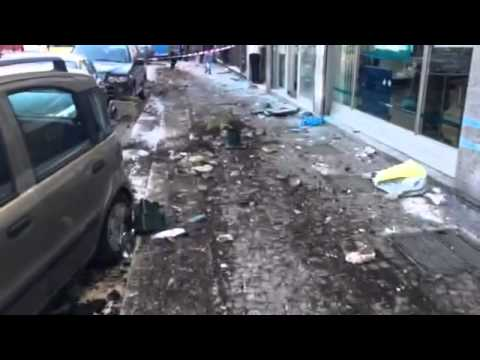 Como Bus Incidente Via Milano 2
