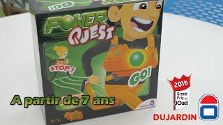 Dujardin Power Quest - Démo du jeu en français