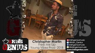 Christopher Martin - Free Me Up [Life Teachings Riddim] March 2018
