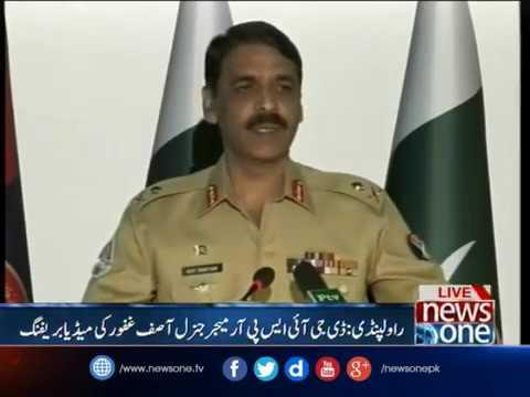 Radd-ul-Fasaad to continue till permanent elimination of terrorism: Maj Gen Asif Ghafoor