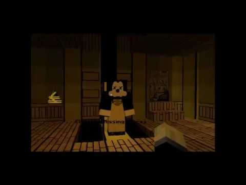 Bendy And The Block Machine Huge Remaster