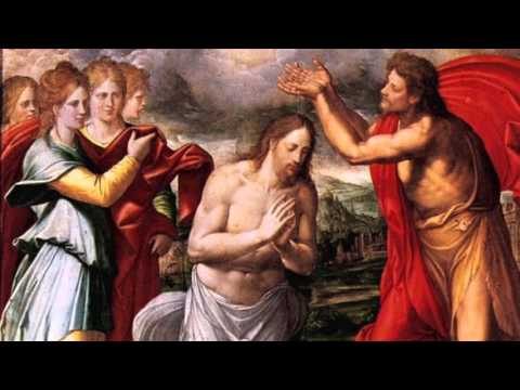 Baptism of the Lord, Year C, 2016