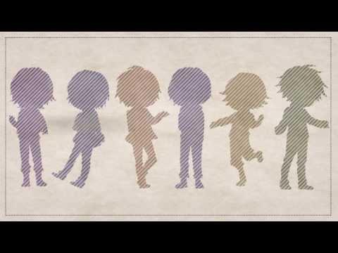 【伊東歌詞太郎 Kashitaro Ito】【そらる Soraru】【クリアclear】『MUGIC』歌ってみた【ねろ nero】【りぶ Rib】【ろん Lon】