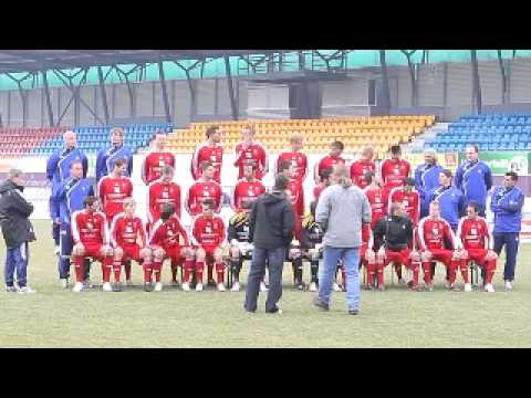 Making of FC Vaduz Team Foto