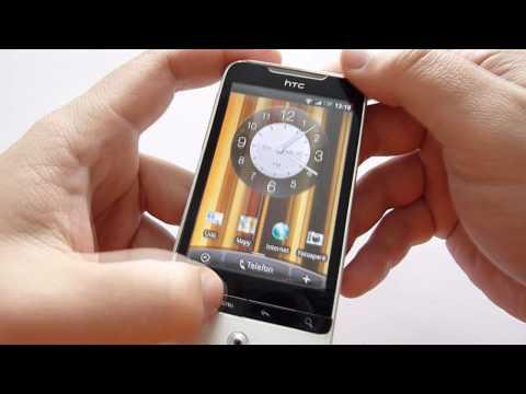 HTC Legend: Videopohled