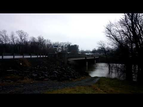 Tuscarora Valley Railroad Bridge Port Royal Pa