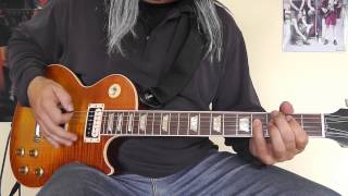 Airbourne - Animalize - with Solo - cover by RhythmGuitarX