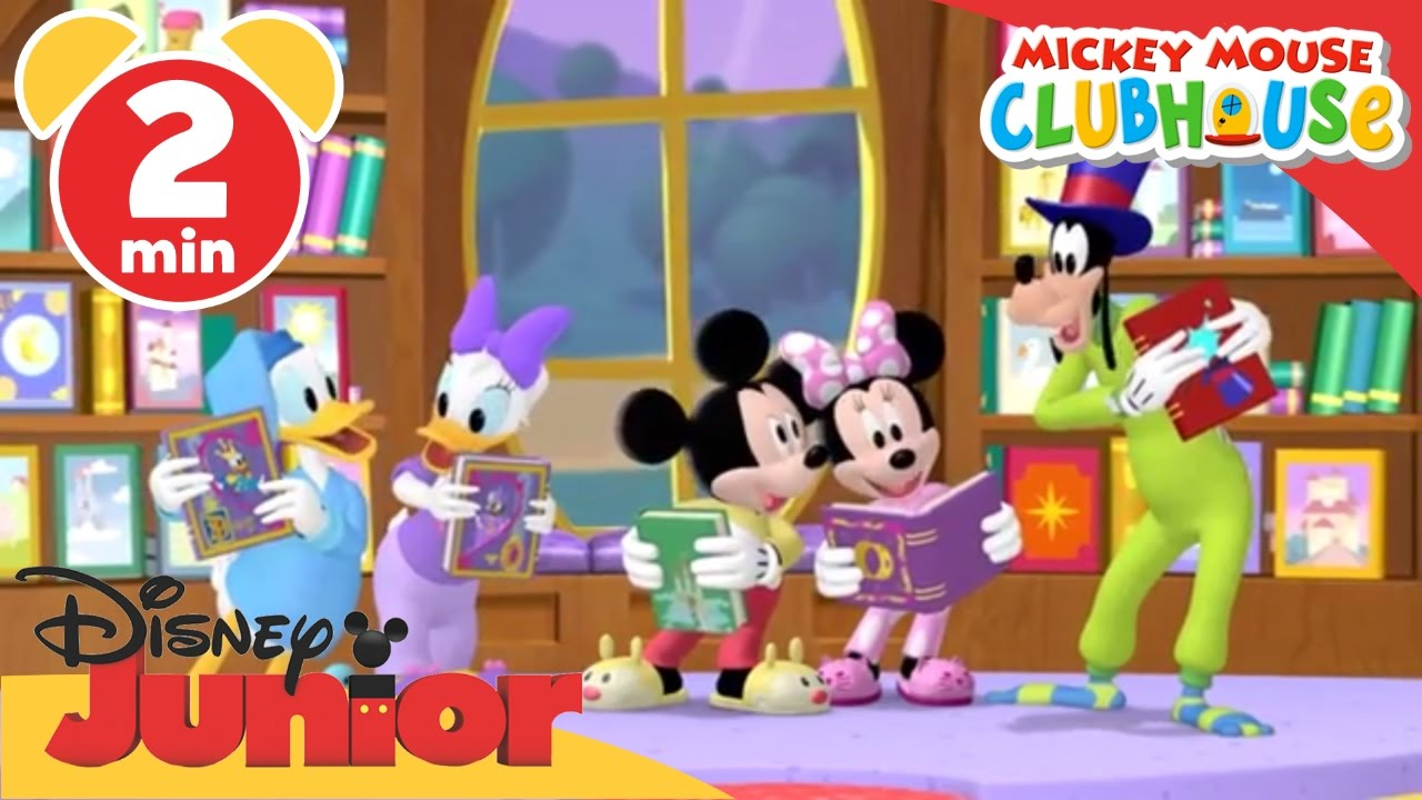 mickey mouse clubhouse a goofy fairy tale 2016