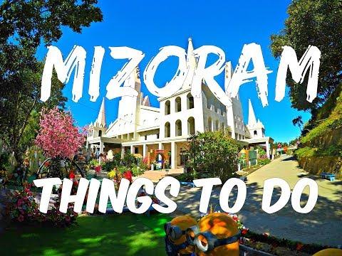 One day itinerary Mizoram | Top Things to do in Mizoram | Sightseeing Aizawl