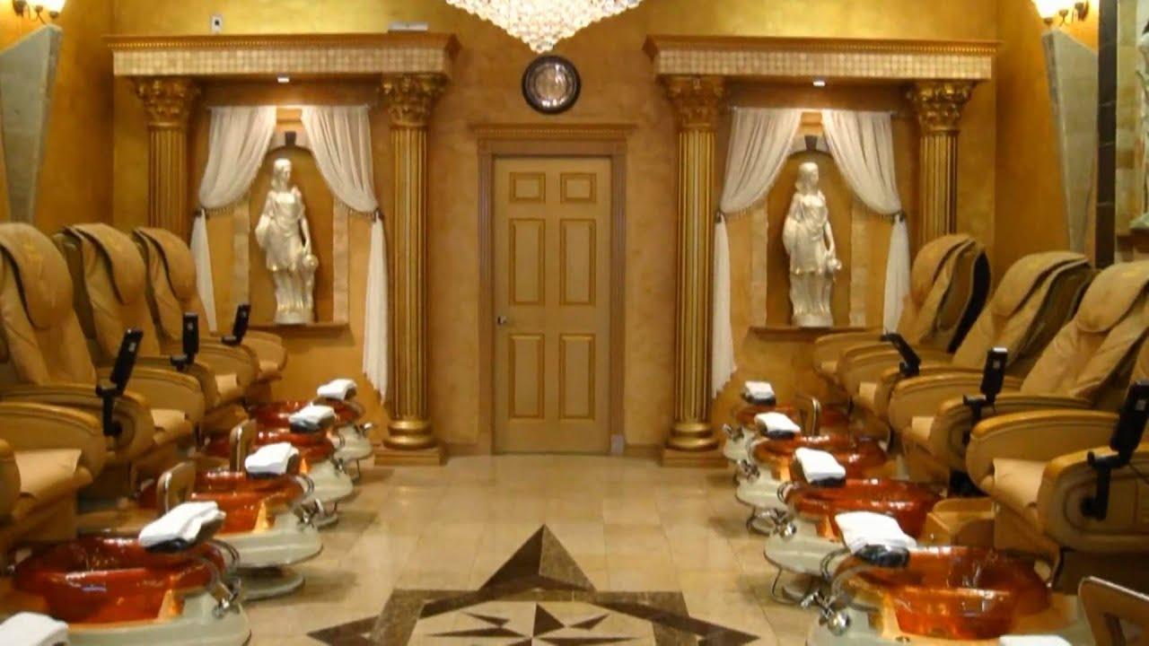 Nail Palace - www.kennysconstruction.com - YouTube