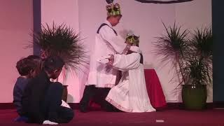캐나다 동신교회 부활절예배 아동부 성극