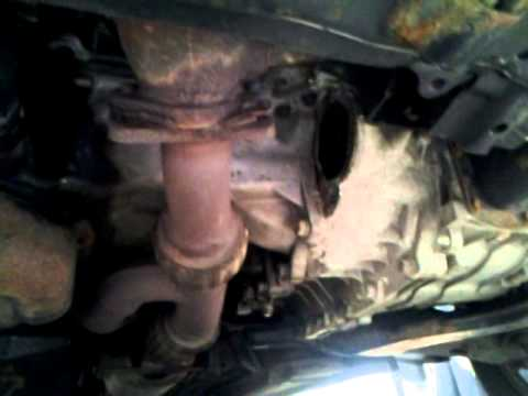 2001 Kia Optima Starter Youtube