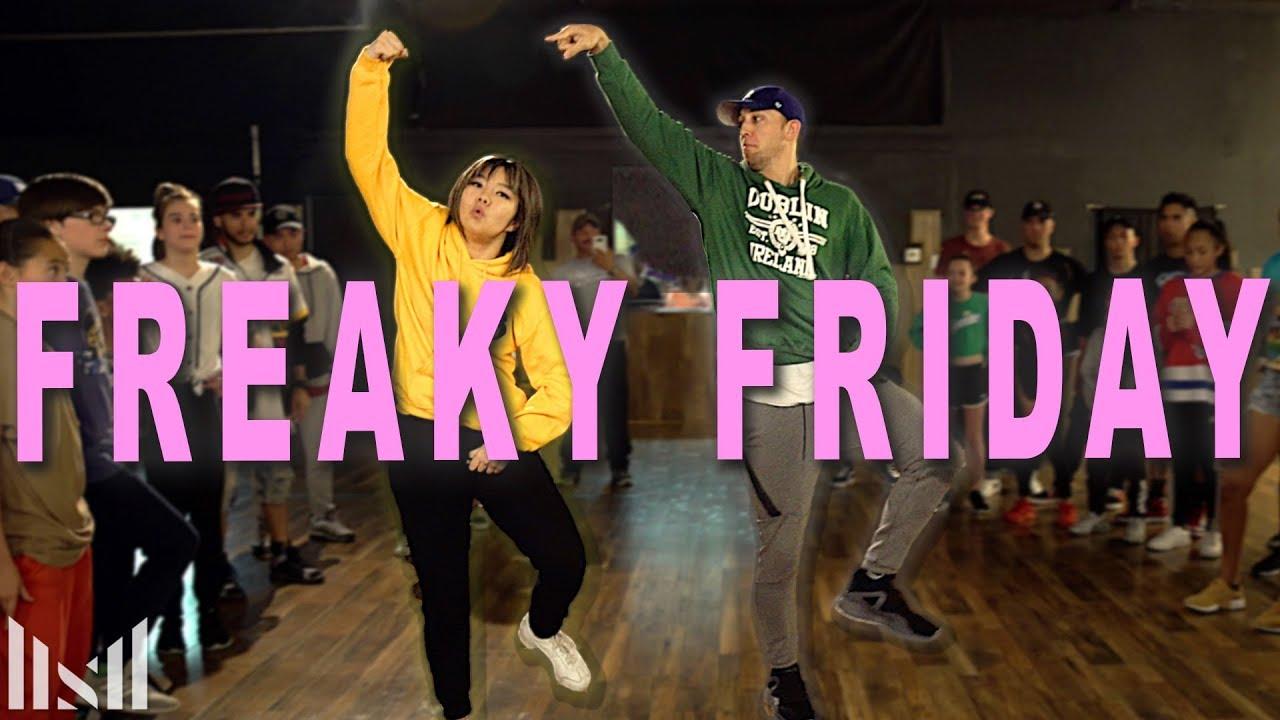 Freaky Friday Chris Brown Lil Dicky Dance Matt Steffanina Ft Bailey Sok