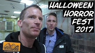 Halloween Horror Fest 2017 Movie Park Germany | Funfair Blog #132 [HD]