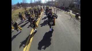 ROCKLAND COUNTY ANCIENT ORDER OF HIBERNIANS DIV.3 EDWARD V. LARKIN PIPES AND DRUMS