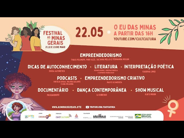 O EU DAS MINAS | Festival As Minas Gerais