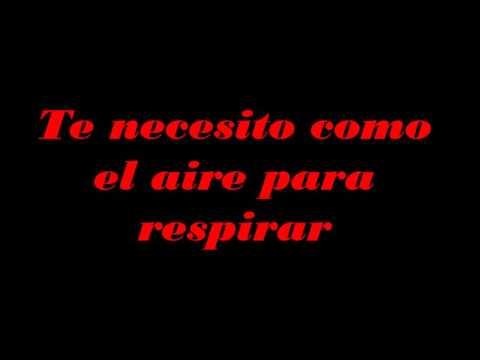 Cali Y El Dandee   Te Necesito (Letra)...