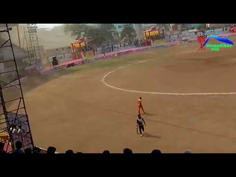 Tornado in Dhobi Talao Stadium Bhiwandi| Tornado During Cricket Tournament