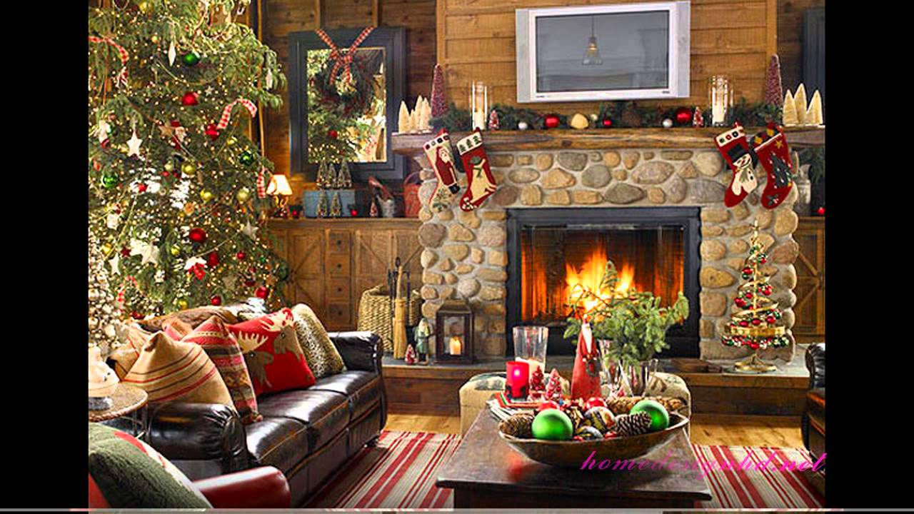 33 christmas decorations ideas bringing the christmas spirit into your living room hd youtube