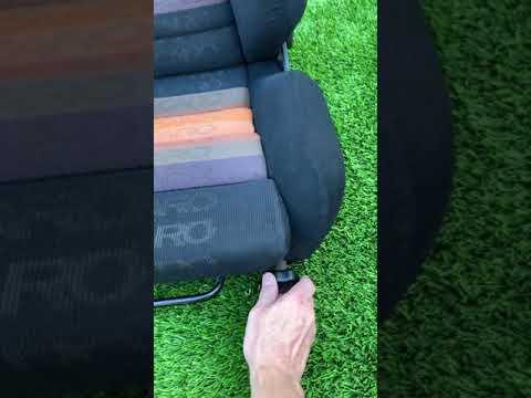 No Reserve: Recaro IdealSeat C Seats