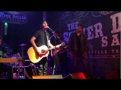 Chris Janson - 'When I'm Holding Her' (Live w James Otto)