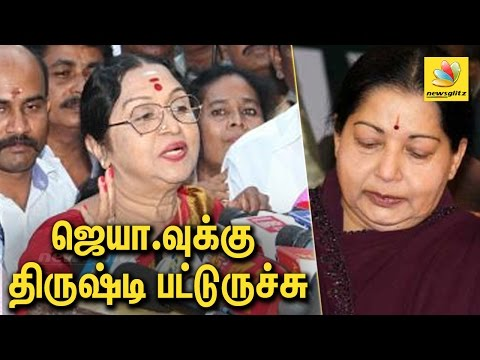 Saroja Devi on Jayalalitha : I'm relieved after seeing the doctors, CM is healthy | Latest Apollo