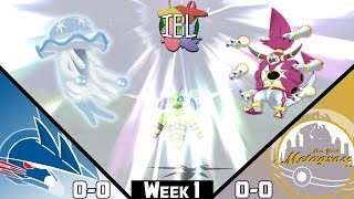 "BUF Drills vs NY Metagross! ""NOT THE HAT!"" 