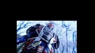 仮面ライダーGIRLS「時の華」 仮面ライダー鎧武 ジンバーレモンアームズ...
