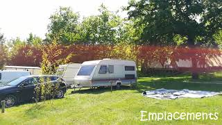 Camping Sites et Paysages Saint Louis***  Lamontjoie