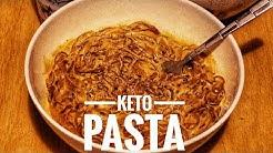 KETO PASTA KONJAC NOODLES Delicious