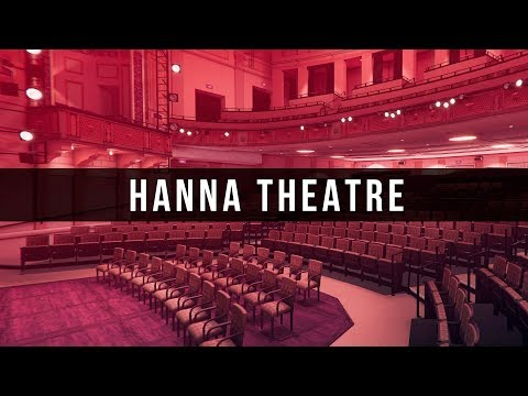 3D Digital Venue -  Hanna Theatre (Playhouse Square At Cleveland)